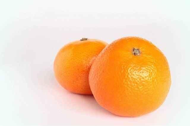 Апельсин витамины и минералы