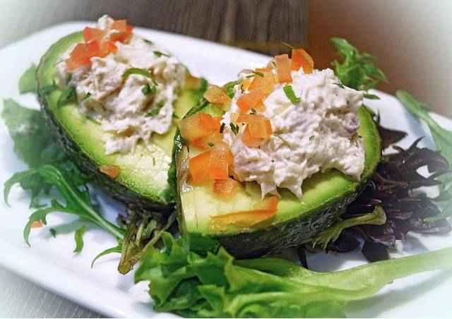 Авокадо витамины и минералы