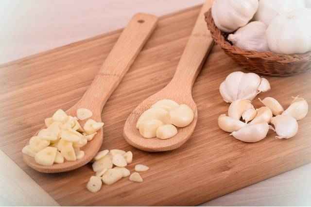 Чеснок витамины и минералы