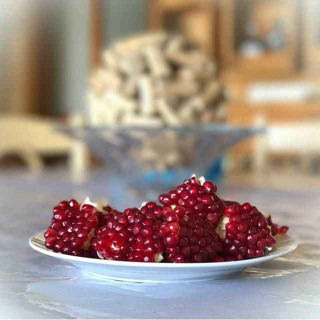 Гранат витамины и минералы