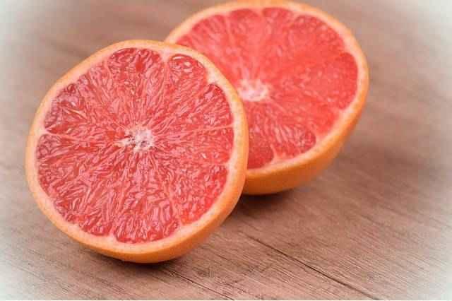 Грейпфрут витамины и минералы