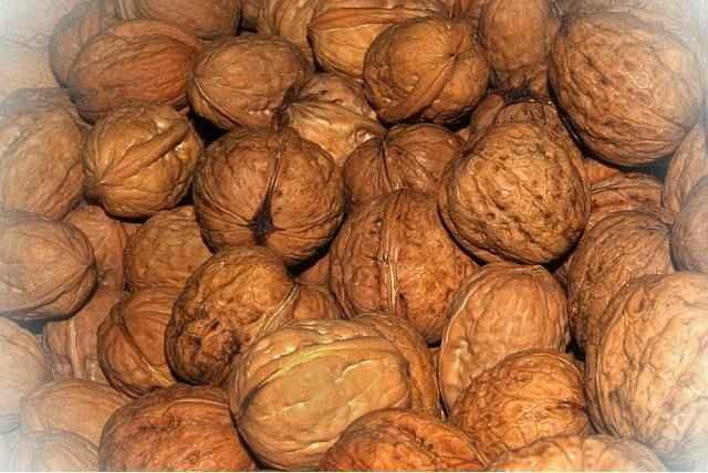 Грецкий орех витамины и минералы
