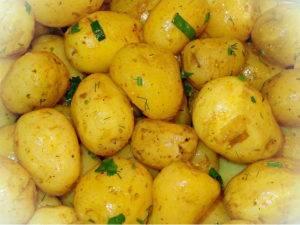 Картофель витамины и минералы