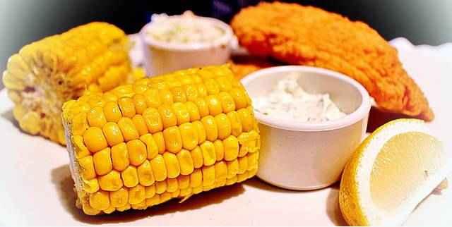 Кукуруза витамины и минералы
