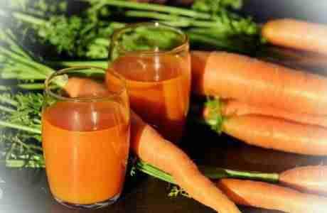 Морковь витамины и минералы