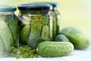 Огурцы витамины и минералы