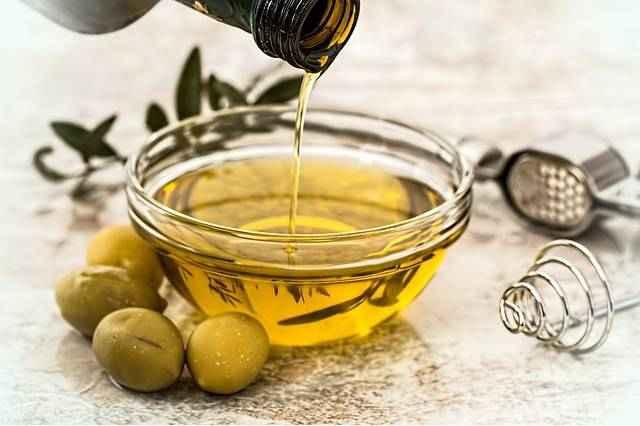 Оливковое масло витамины и минералы