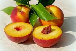 Персик витамины и минералы