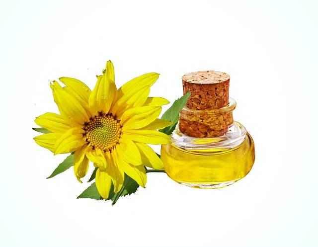 Подсолнечное масло витамины