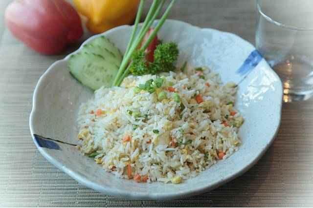 Рис витамины и минералы