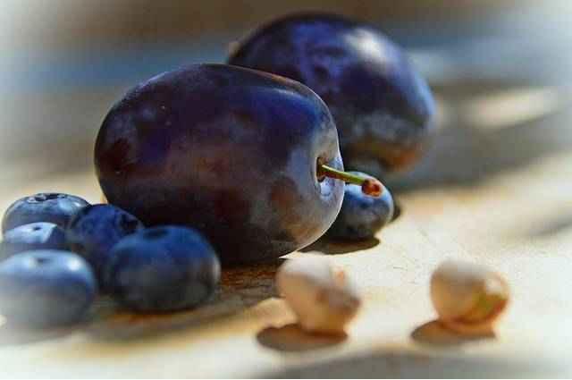Слива витамины и минералы