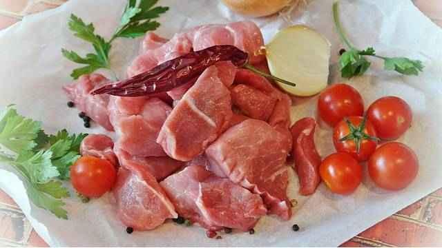 Свинина витамины и минералы