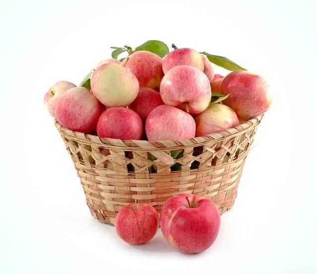 Яблоки витамины и минералы_3