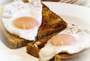 Яйцо витамины и минералы