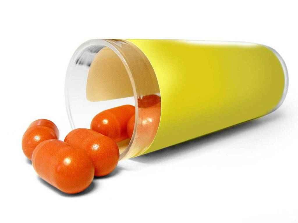 Фото витаминов F