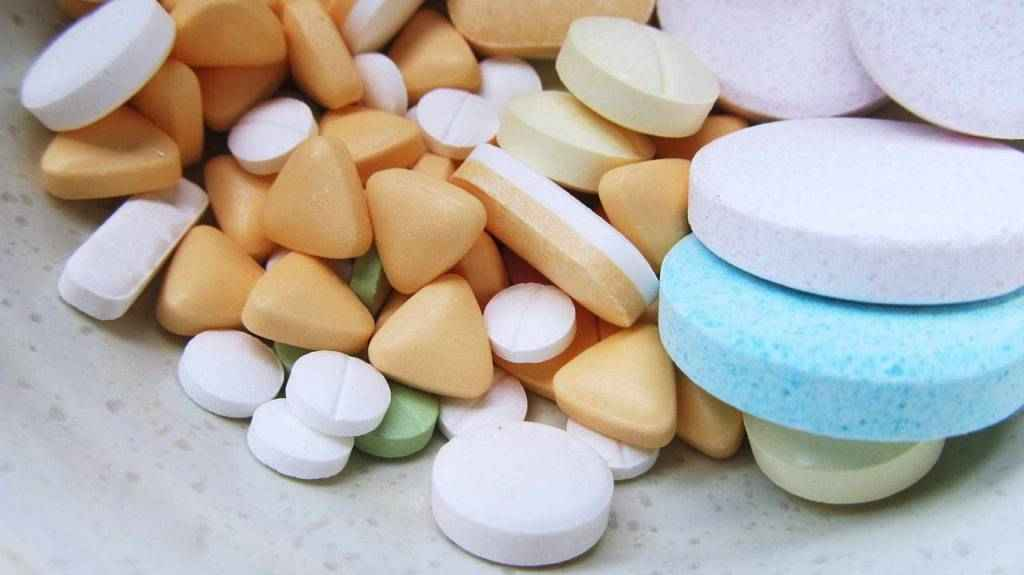 Витамин препарат