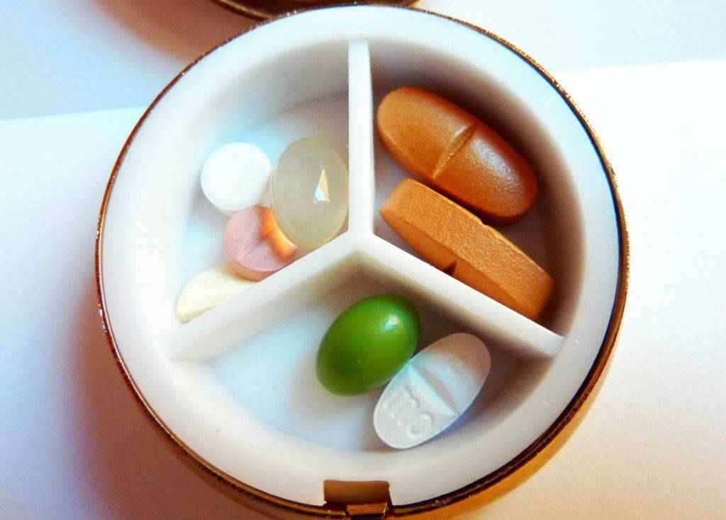 Фото Витамин B2, Riboflavin