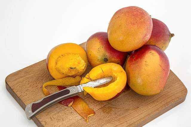 манго для организма