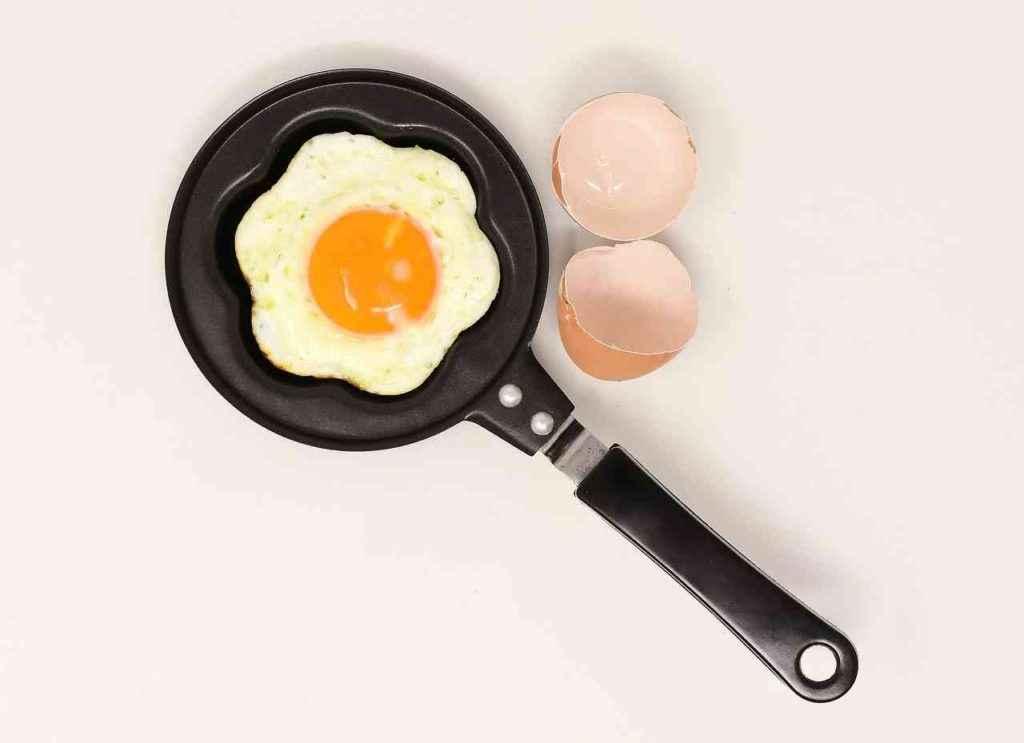 Яйца содержат селен