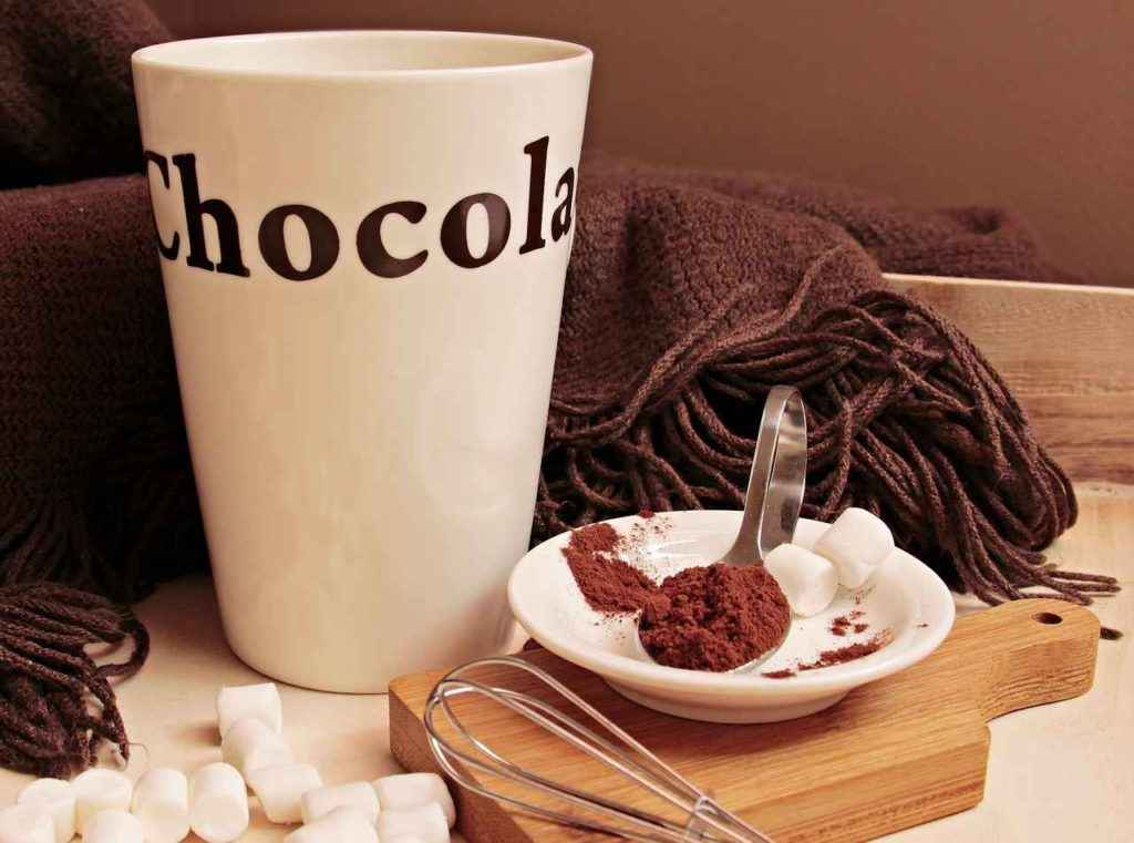 какао содержит кобальт