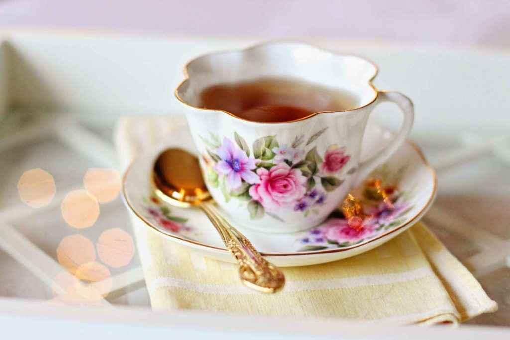 калий содержится в чае