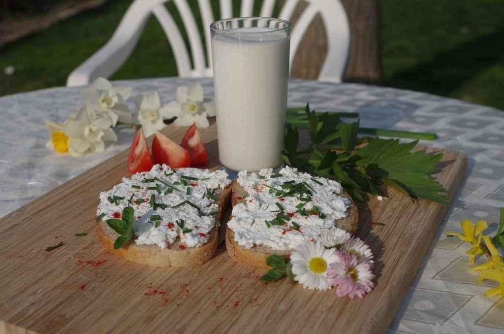 кальций содержится в молочных продуктах