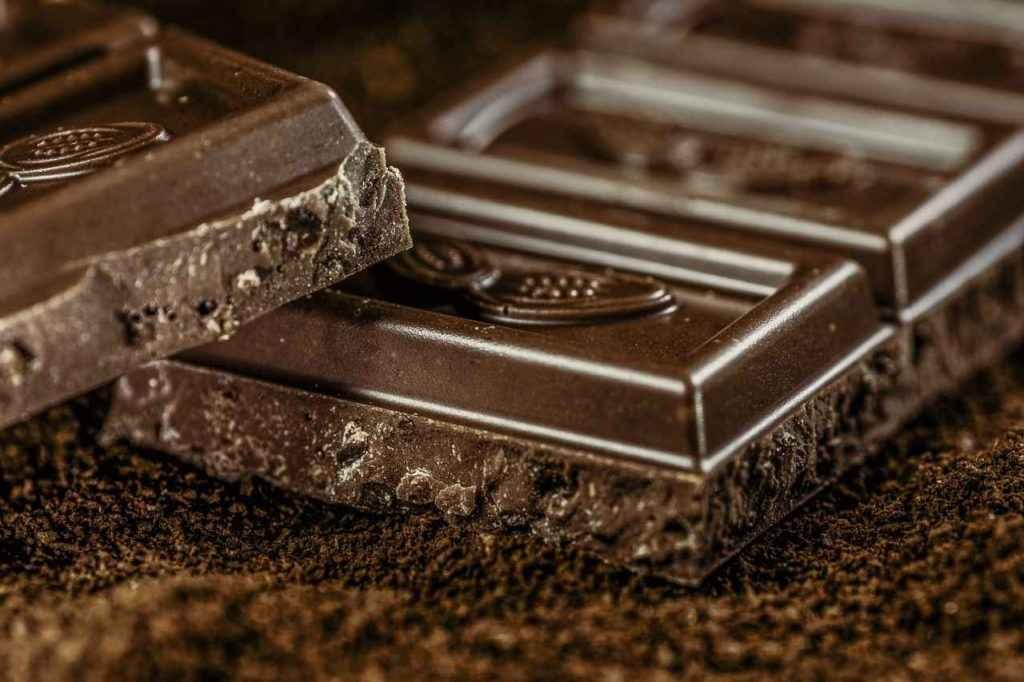 магний содержится в шоколаде
