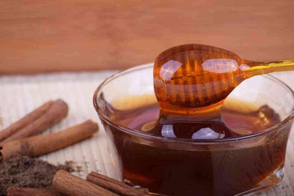 мёд содержит марганец