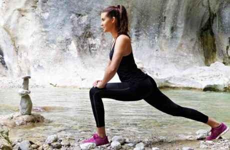 Увлечение фитнесом