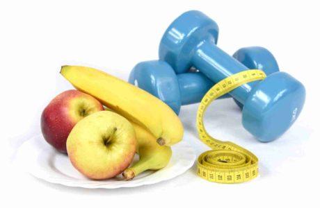 питание при занятиях в спортзале