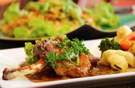 Блюдо из баранины
